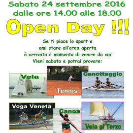 SCM Open Day