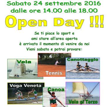 Open Day: Grande Successo!