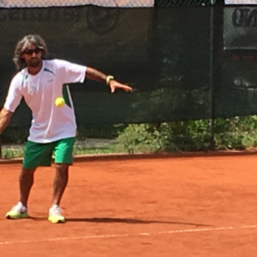 Tennis: Spareggio Vittorioso!