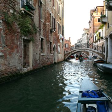 Canoa – In dragon boat a Venezia