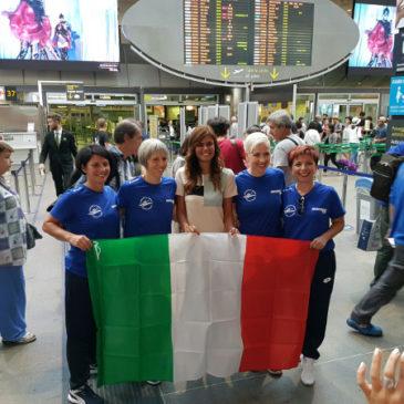 Canoa: Donne in Rosa ai Mondiali!
