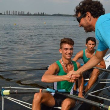 Canottaggio: i nostri atleti salgono 5 volte sul podio all'interregionale di Ravenna