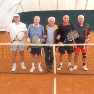 """Tennis: Sciopai, si riaprono le """"danze"""""""
