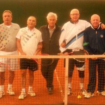 """Tennis: """"Sciopai"""", aggiornamento fasi finali"""