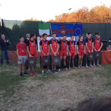 """Canottaggio: ottimo bronzo per i nostri atleti al """"Trofeo della Restera"""" di Treviso"""