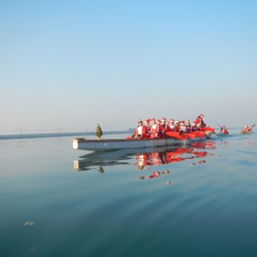 Canoa – Kayak: Aspettando Natale – passeggiata in dragon boat