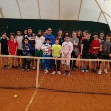 """Tennis: Torneo Genitori-Figli e risultati """"Sciopai"""""""
