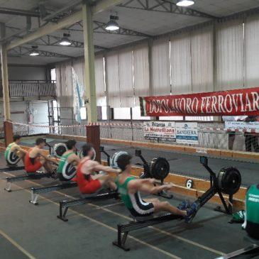 """Canottaggio: medaglie """"importanti"""" ai Campionati Regionali Indoor 2017!! 👍💪💪💪"""