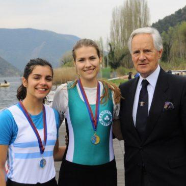 Canottaggio: Alice Scopinich trionfa al 1° Meeting Nazionale 2017!! 👍💪💪💪