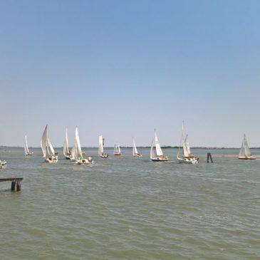 Veleggiata Triangolo della Laguna