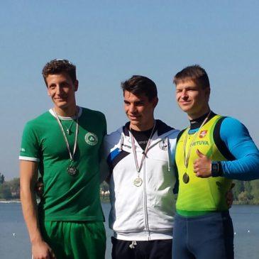 Canoa-Kayak: Il nostro atleta al raduno nazionale