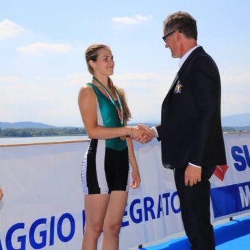 Canottaggio: Alice Scopinich è MEDAGLIA DI BRONZO ai Campionati Italiani 2017!! 