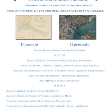 Passato, Presente e Futuro dell'area vasta di San Giuliano