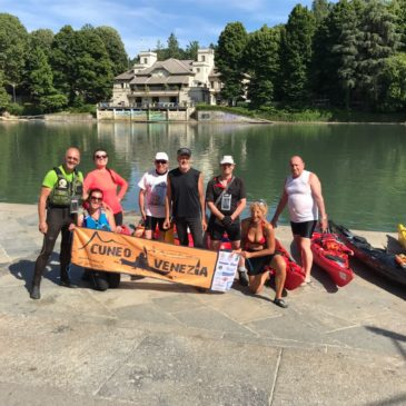 Canoa- Kayakando: Discesa del Po