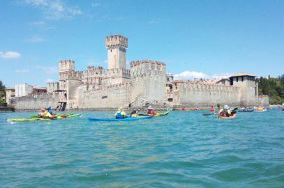 Canoa- Kayakando: raduno sul Garda