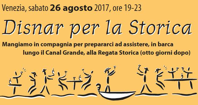 "Voga Veneta: ""Disinar per la Storica"""