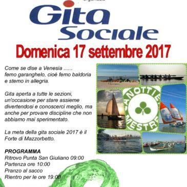 Gita Sociale Canottieri Mestre