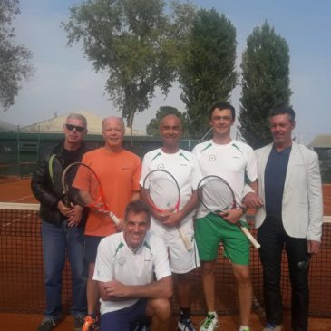 Tennis: D4 promossa!