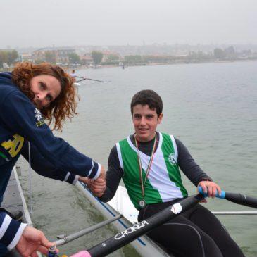 Canottaggio: 10 podi complessivi per i nostri atleti all'Interregionale di Bardolino (VR)!! ☘️