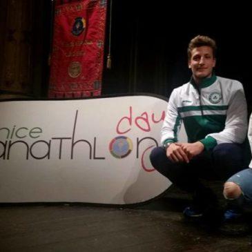 Giacomo Bolzonella e Camilla Bortolozzo tra i premiati al Panathlon Day 2017!! 🏆🏅☘️