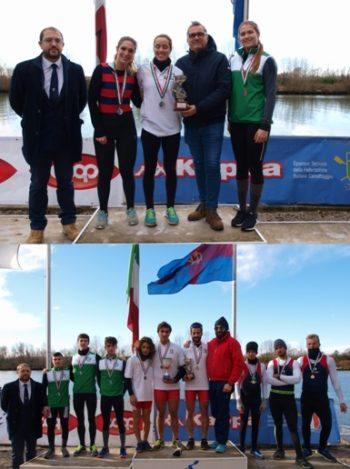 Canottaggio: Argento e Bronzo per i nostri atleti ai Campionati Italiani in Tipo Regolamentare 2017!! ☘️