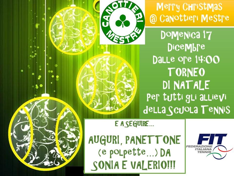 Auguri Di Natale Tennis.Tennis Torneo Di Natale E Risultati Aggiornati Coppa Comitato