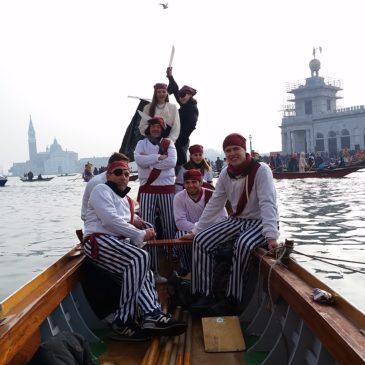Corteo Acqueo Carnevale di Venezia 2018