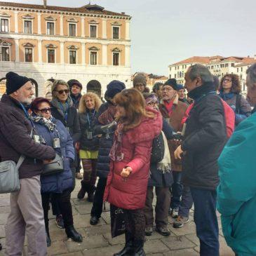 Veneta: visita alla chiesa di S. Giacometo