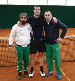 Tennis: Coppa Comitato, ancora avanti!