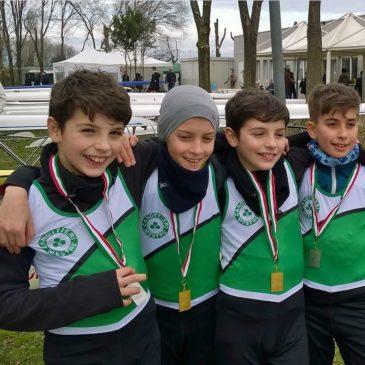 Canottaggio: grandi risultati per i nostri atleti all'Internazionale di San Giorgio di Nogaro!!💪💪💪