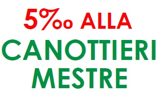 E' tempo di dichiarazione dei redditi: sosteniamo lo Sport destinando il 5×1000 alla Canottieri Mestre!!