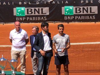 Tennis: SCM sulla via di Roma 2018!
