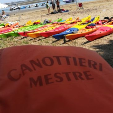 Canoa-kayak: Escursione a S. Erasmo
