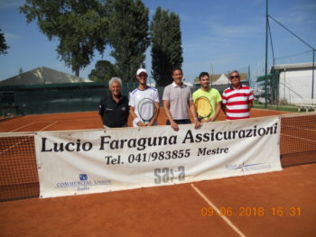 Tennis: un weekend intensissimo!