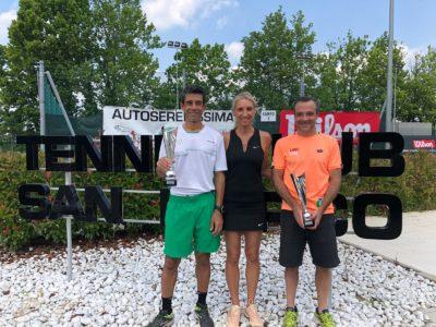 Tennis: promozioni di meta' anno
