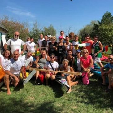 Canoa-kayak: Casoni aperti