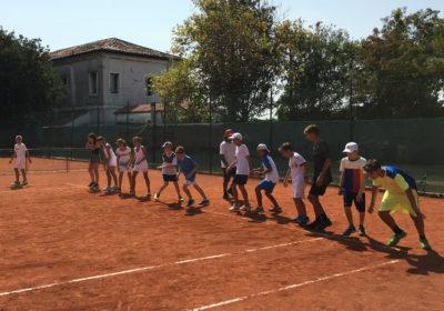 Tennis: scatta la Scuola 2018-2019