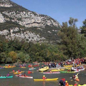 Canoa-kayak: Partecipazione alla manifestazione Terra dei Forti