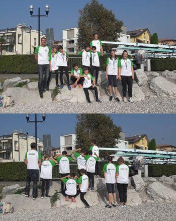Canottaggio: ottimi risultati per la nostra Squadra Giovanile a Bardolino!!☘️🏅👍💪