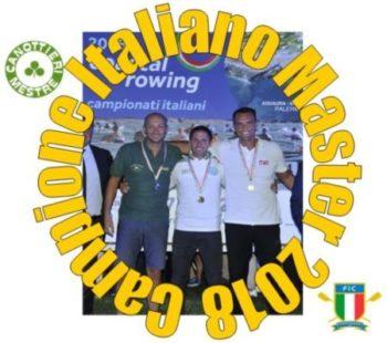 Canottaggio: Sergio Chessari è CAMPIONE ITALIANO MASTER 2018!!☘️🇮🇹️🏆👍💪