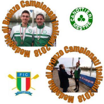 Canottaggio: saliamo 2 volte sul podio ai Campionati Italiani di Fondo 2018!!☘️🇮🇹️👍💪