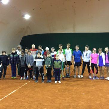 Tennis: botti di fine anno!