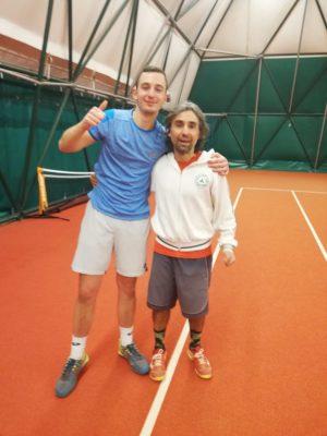 Tennis: Coppa Comitato, e' Semifinale!