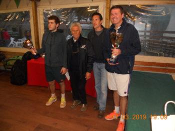 Tennis: Torneo Rodeo di Quarta, il successo a Rizzo