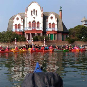 Canoa-kayak: Escursione a Valle Zappa