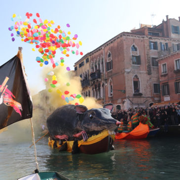 A Carnevale ogni barca vale
