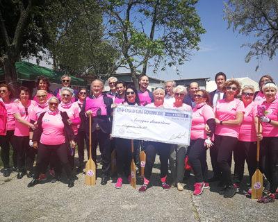La Casa di Cura Giovanni XXIII sostiene il Trifoglio Rosa nella prevenzione del tumore al seno