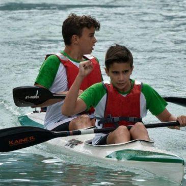 Trofeo Coni per gli atleti della canoa