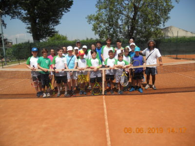 Tennis: chiusura della Scuola 2018-2019
