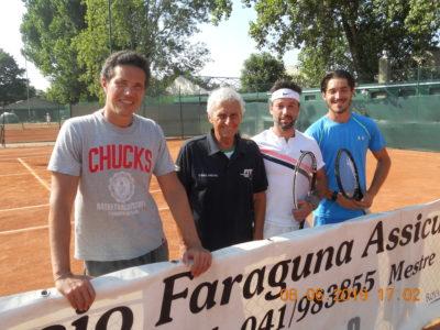 Tennis: finesettimana di competizioni (e successi)